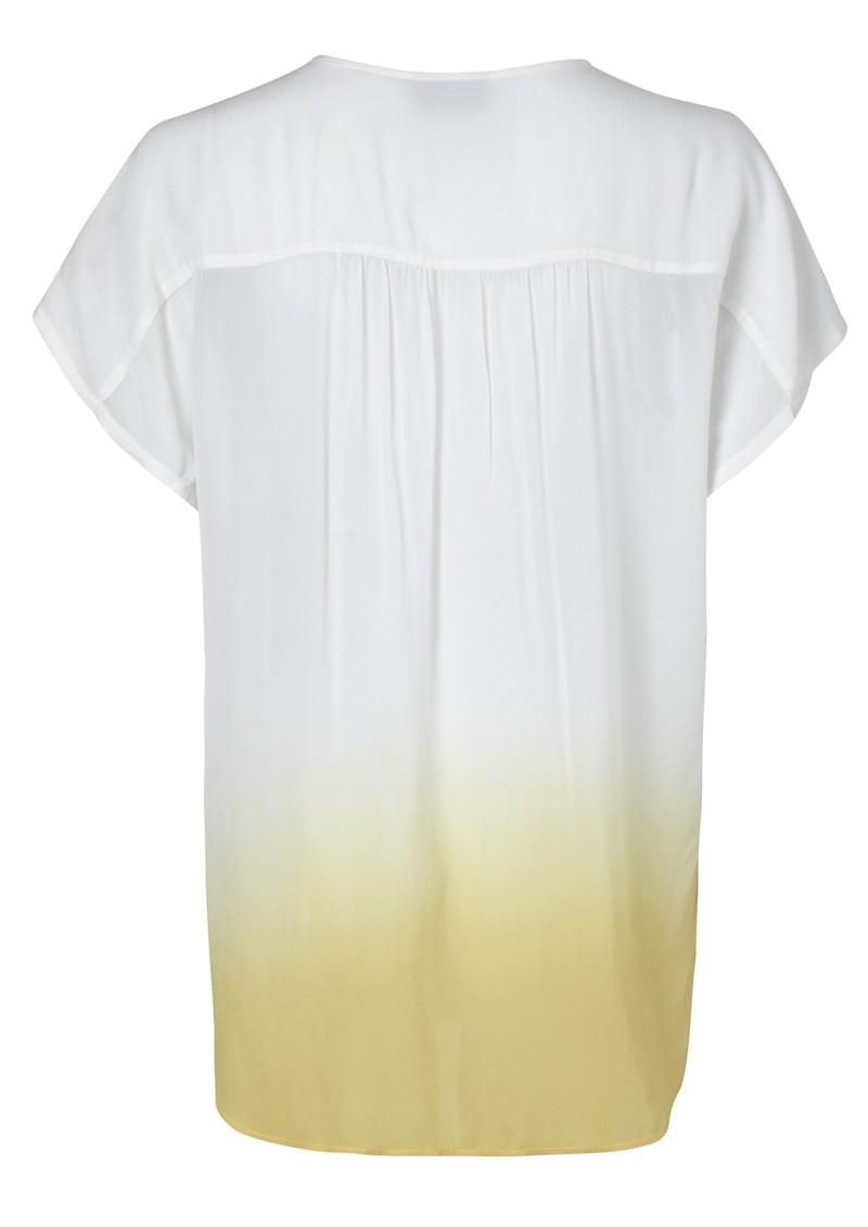 Pyrus Celine Dip Dye Blouse - Mango main image