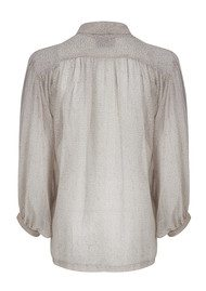 Pyrus Adele Shawl Top - Cloud