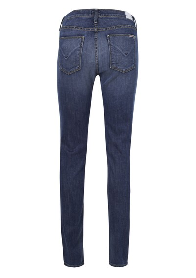 Hudson Jeans Gia Mid Rise Skinny Jeans - Hackney main image