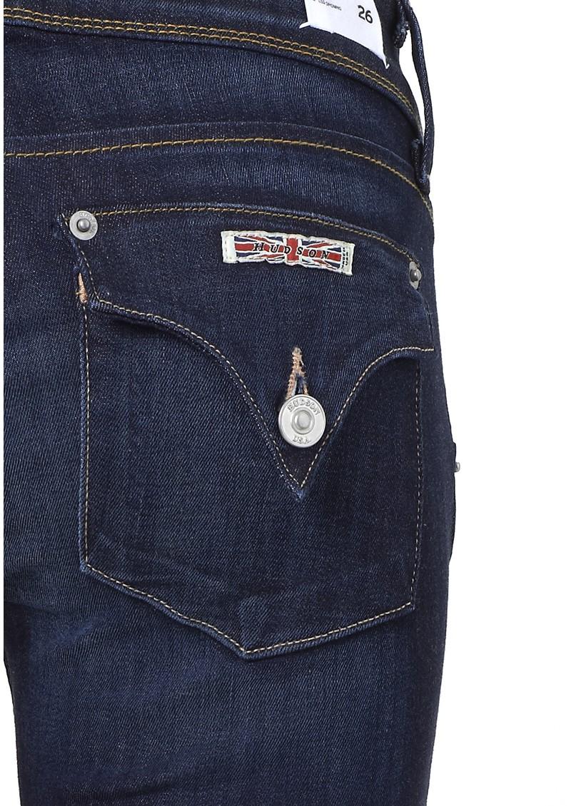 Hudson Jeans Collin Signature Skinny Jean - Stella main image