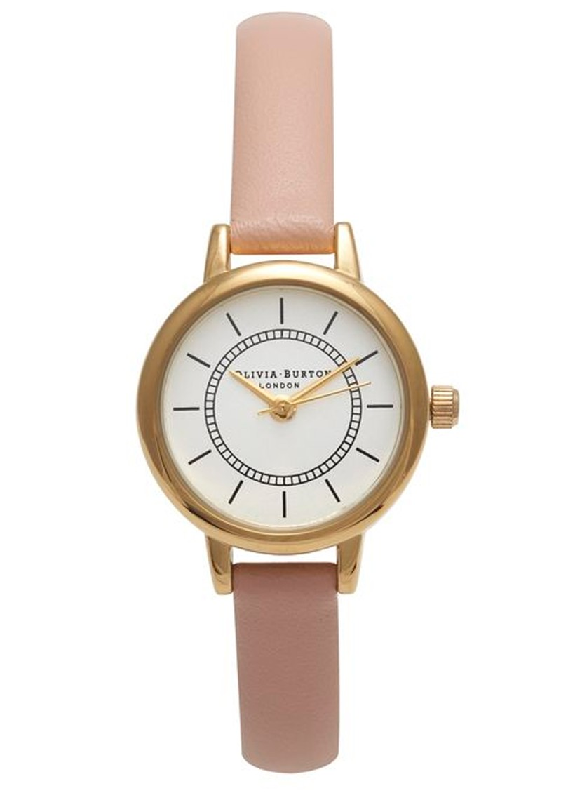 Olivia Burton Colour Crush Watch - Dusty Pink main image
