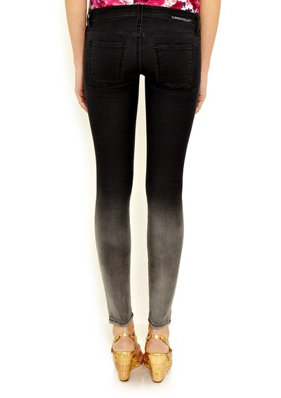 Current/Elliott The Ankle Skinny - Black Fade main image