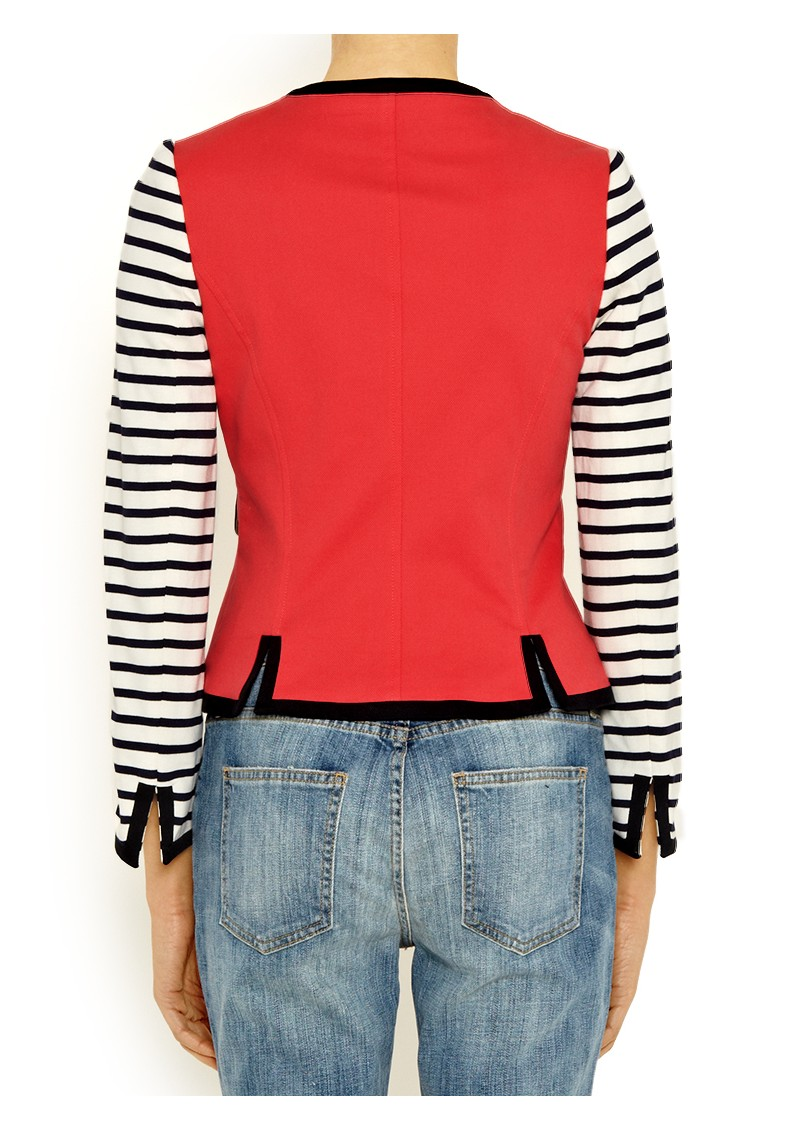 Kelly Crop Jacket - Freesia main image