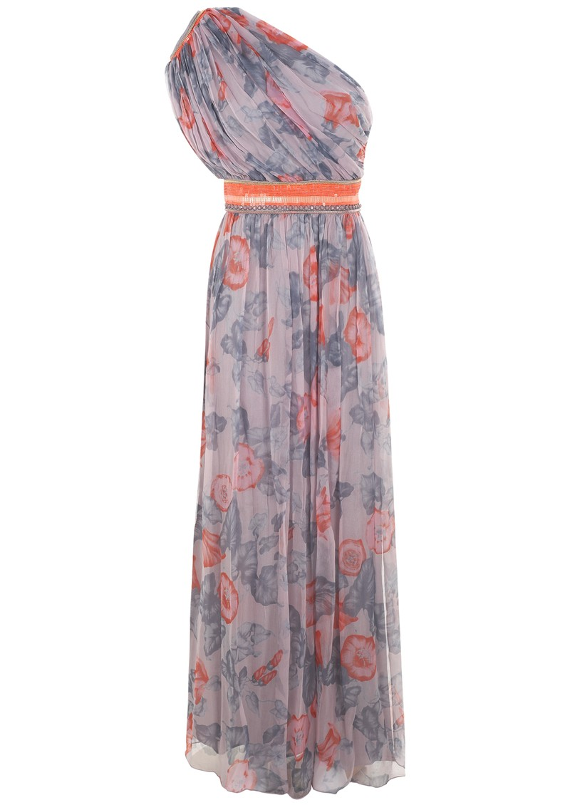 Blank Raumoa Maxi Dress - Grey main image