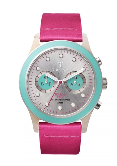 Triwa Flamingo Brasco Chrono - Flamingo  main image