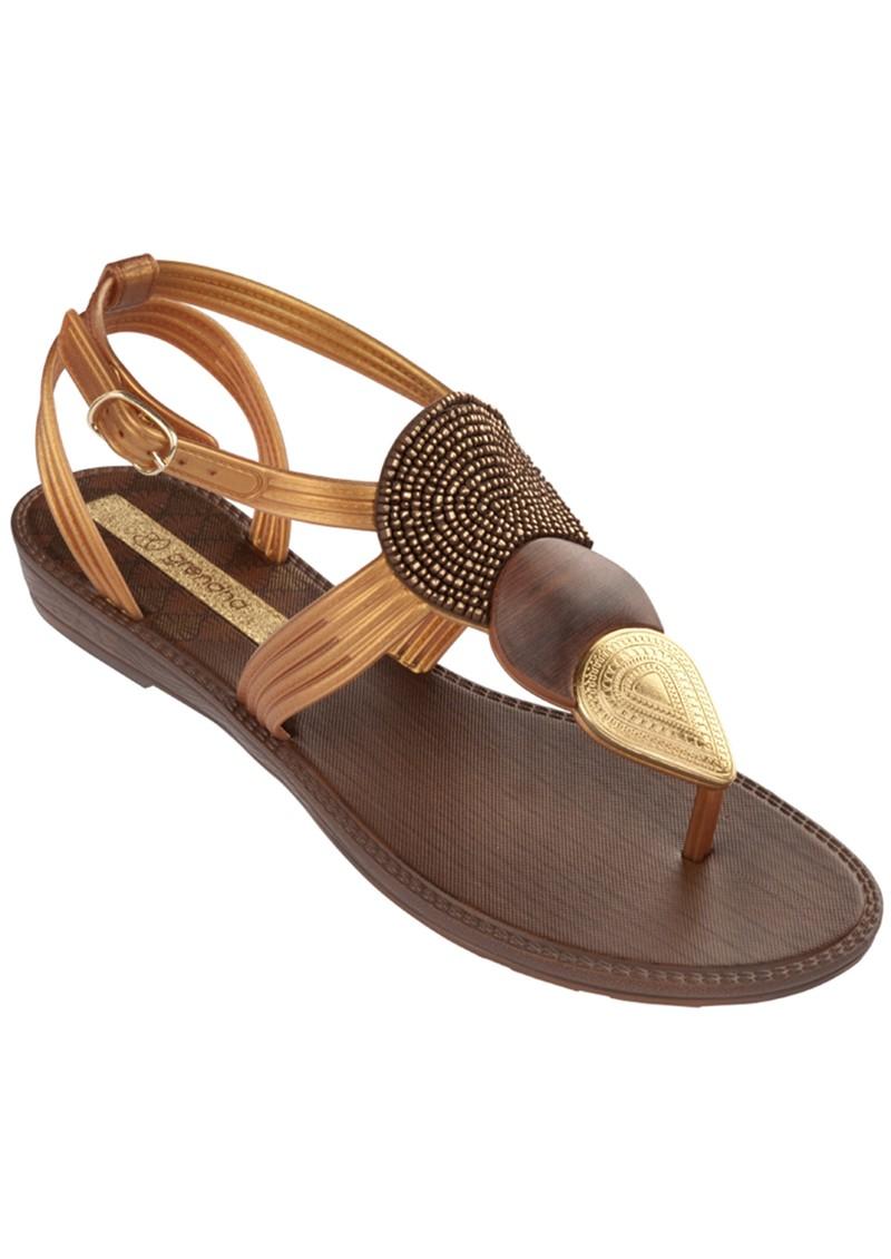 Ipanema Sanda Flip Flops - Bronze main image