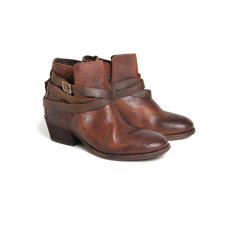 Horrigan Ankle Boot - Tan