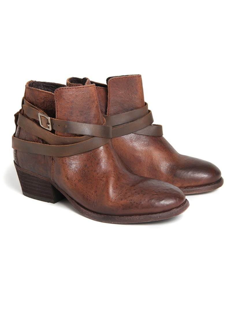 H By Hudson Horrigan Ankle Boot - Tan main image