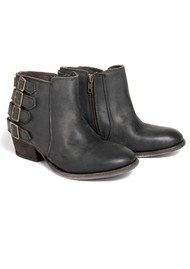 H By Hudson Encke Ankle Boot - Coal
