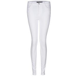 23110 Maria High Rise Skinny Jean - White