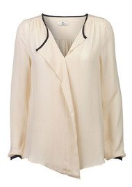 Day Birger et Mikkelsen  Graph Silk Blouse - Rose