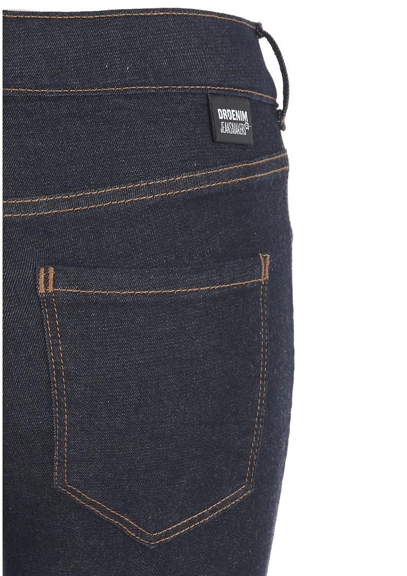 Dr Denim Plenty Skinny Jeans - Rinsed Blue main image