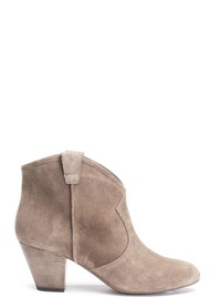 Ash Jalouse Softy Boot - Topo