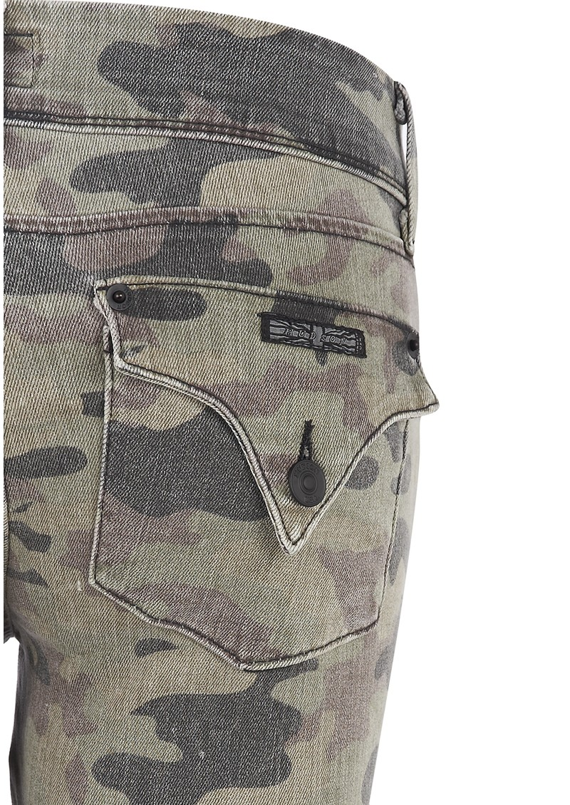 Hudson Jeans Collin Skinny Jeans - Camo main image