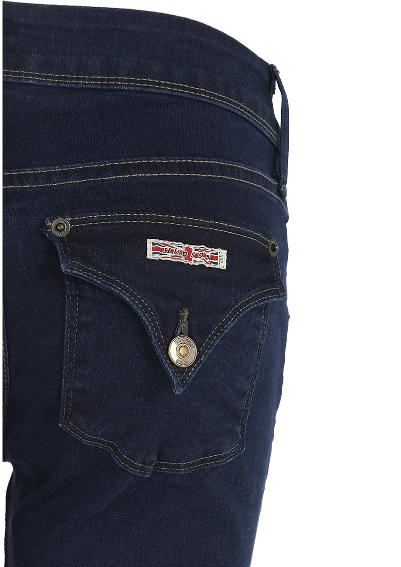 Hudson Jeans Midrise Beth Baby Bootcut Jean - Kona main image