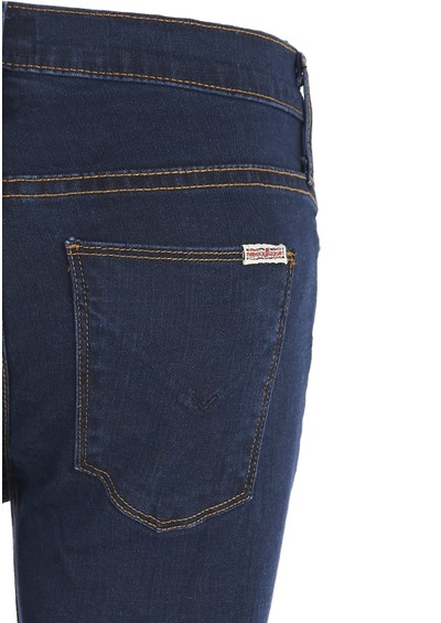 Hudson Jeans Nico Super Skinny Jean - Kona main image