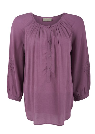 Pyrus Hide Cut Out Blouse - Sorbet  main image