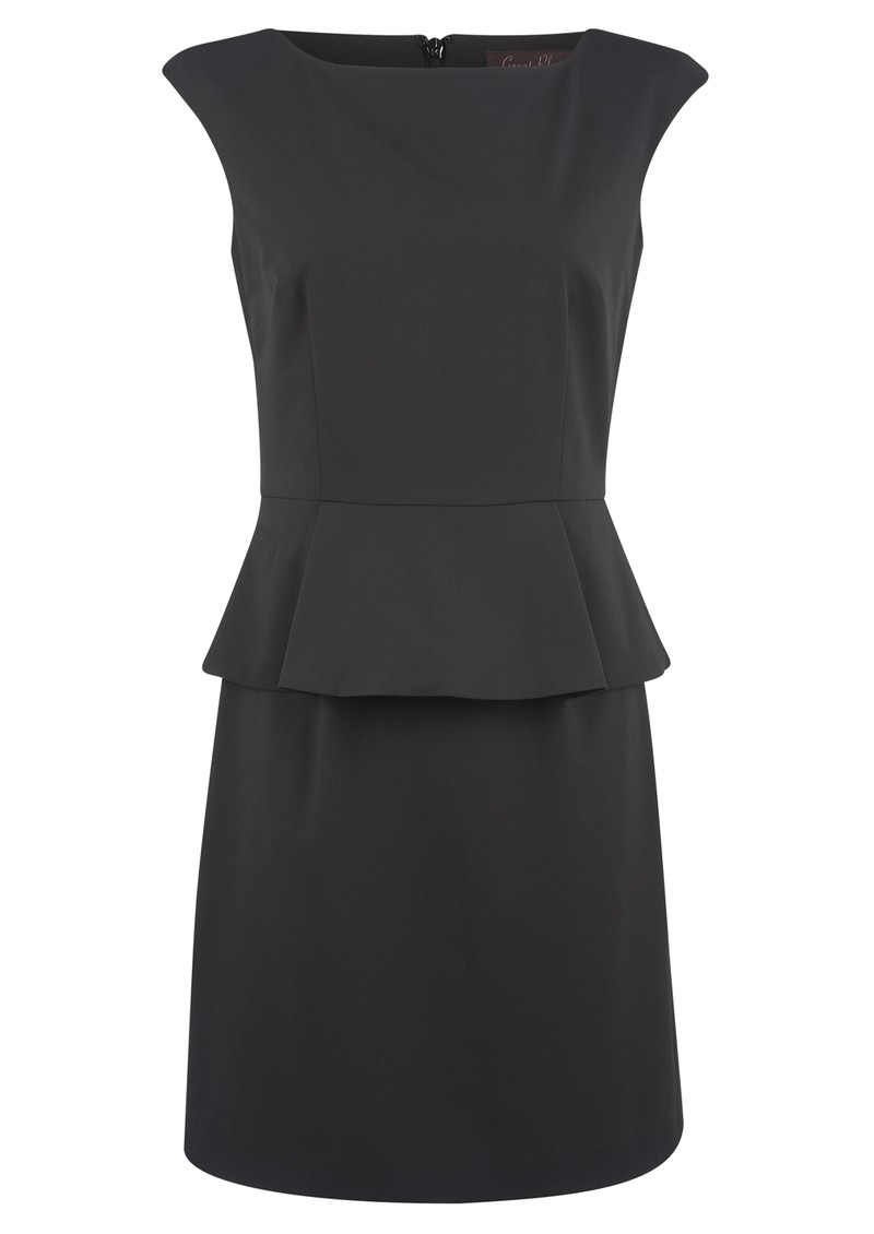 Max Suiting Dress - Black main image