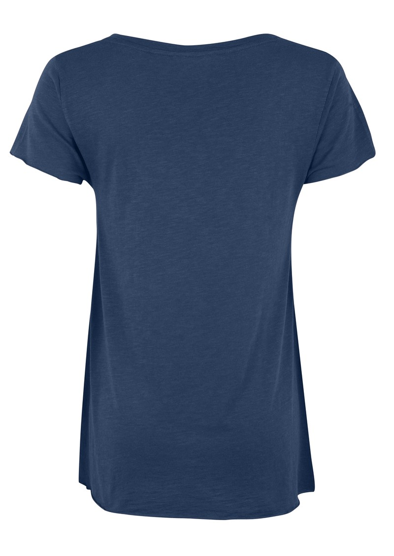 Jacksonville Short Sleeve Tee - Peacock Blue main image