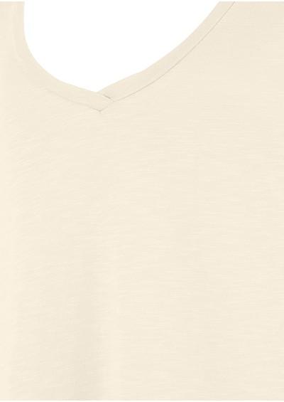 American Vintage Jacksonville Short Sleeve Tee - Ivory main image