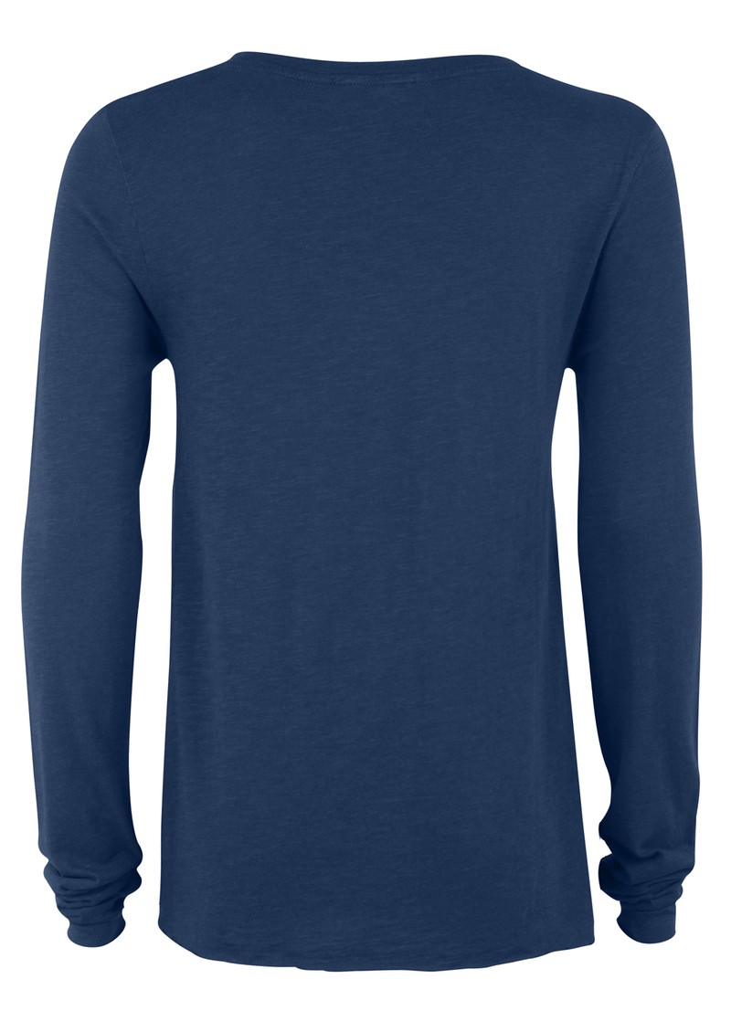 Jacksonville Long Sleeve Tee - Peacock Blue main image