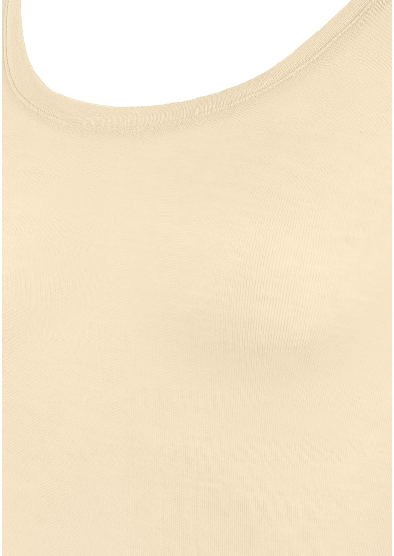 Massachusetts Long Sleeve Tee - Ivory main image