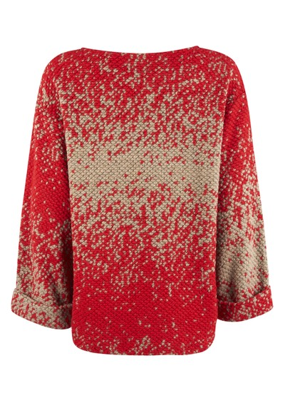 Paul & Joe Sister Moliere Knitted Pull Over - Rouge main image