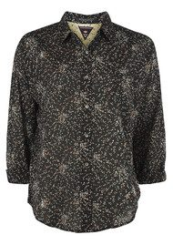 Maison Scotch Star Shirt - Print