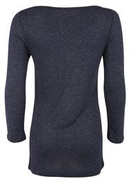 Day Birger et Mikkelsen  Stroke Long Sleeved Tee - Evening Blue