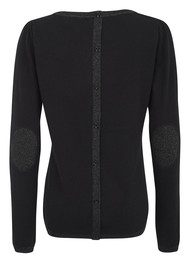 Maison Scotch Crew Neck Sweat - Black