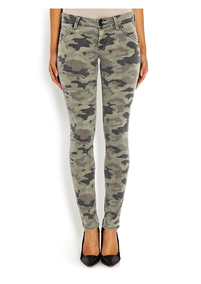 Collin Skinny Jeans - Camo main image