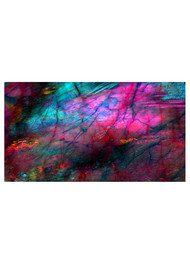 Weston Scarves Planet Labradorite - Pink