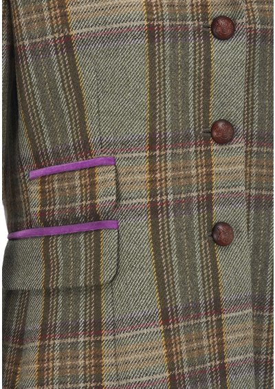 Vilagallo Dublin Wool Jacket - Noble main image