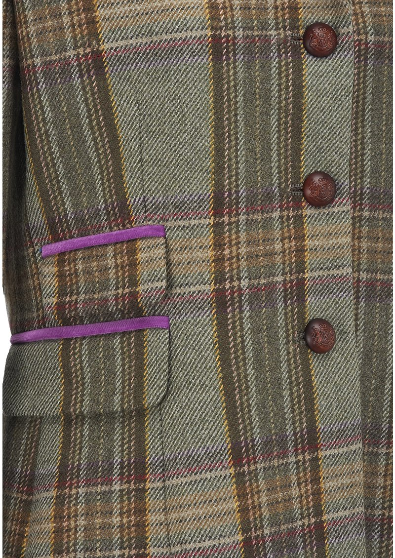 Dublin Wool Jacket - Noble main image