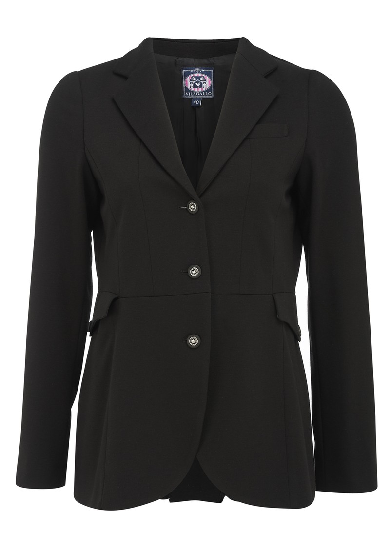 Vilagallo Savile Jacket - Black main image