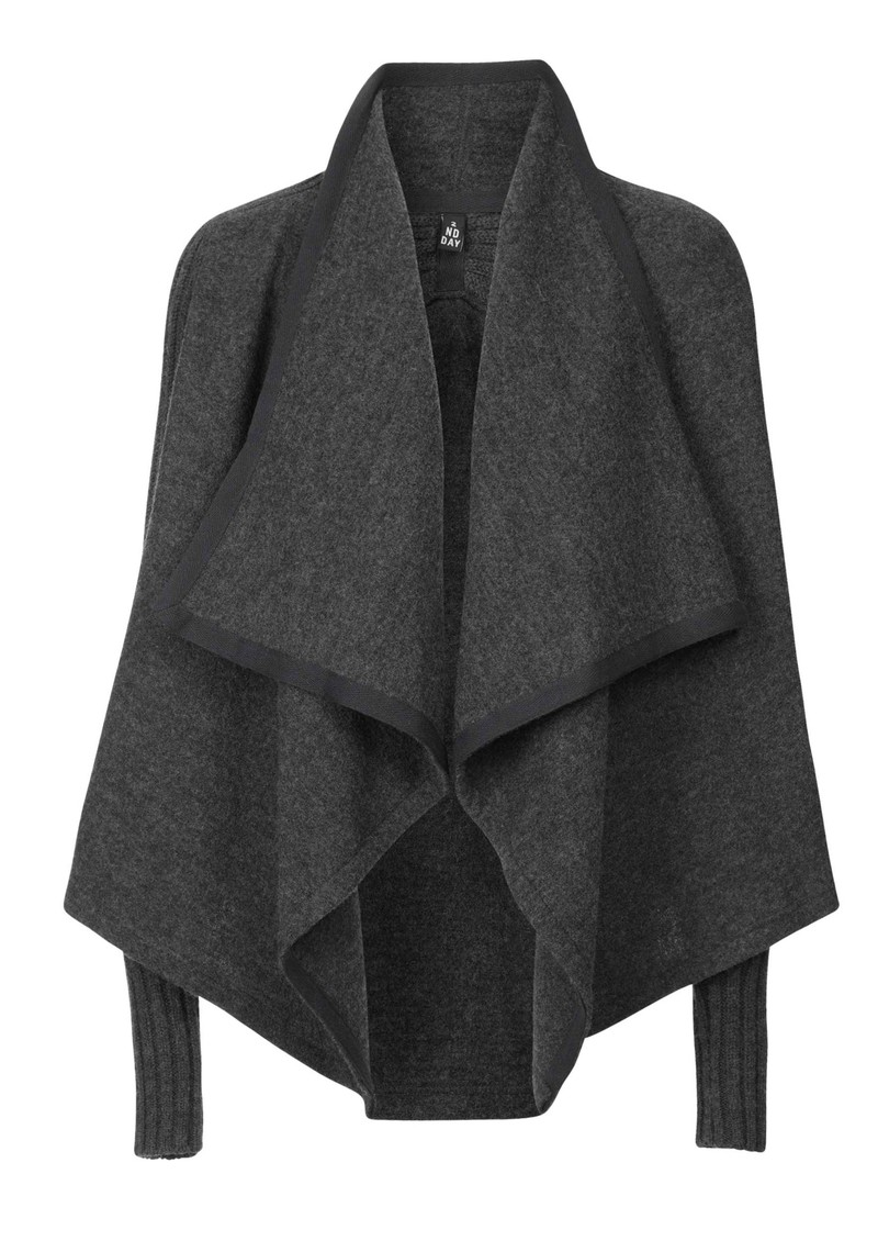 Masi Cardigan - Dark Grey main image