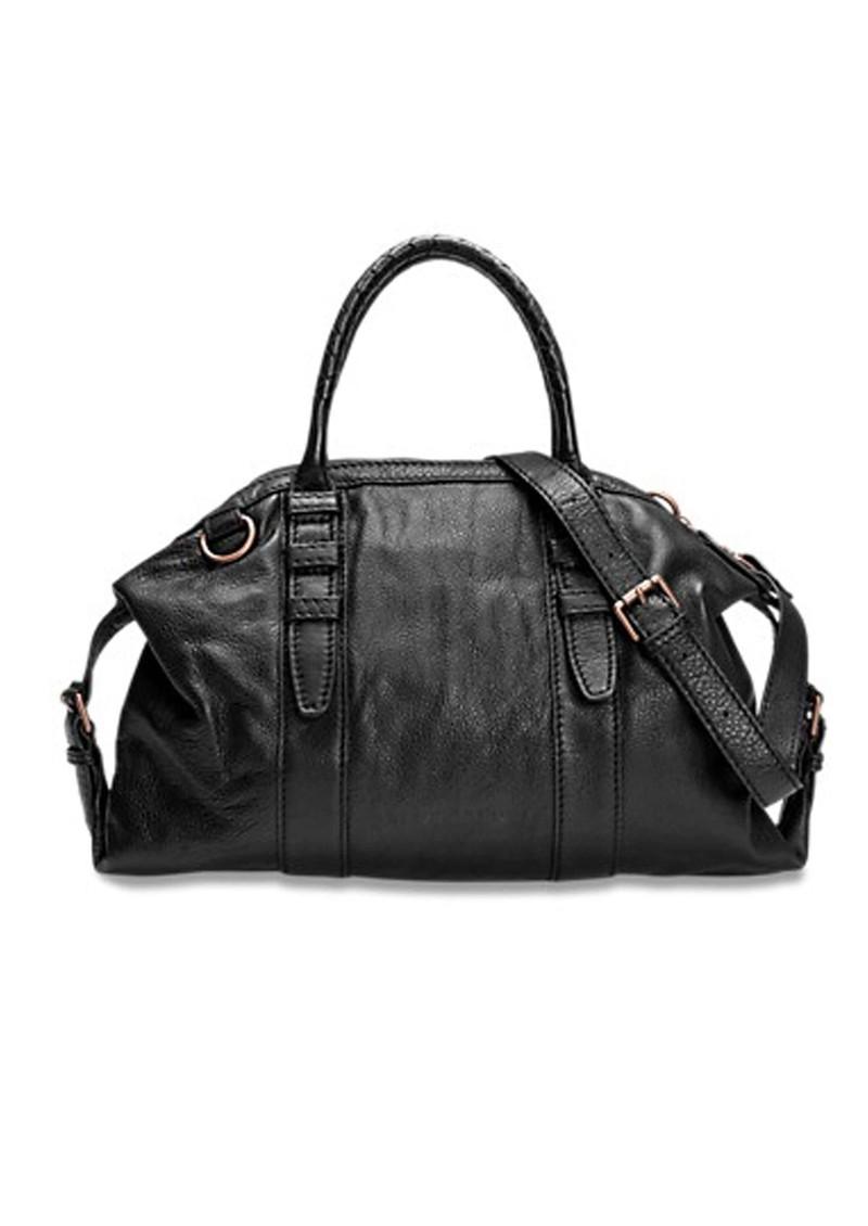 Liebeskind Mina Leather Handbag - Black main image