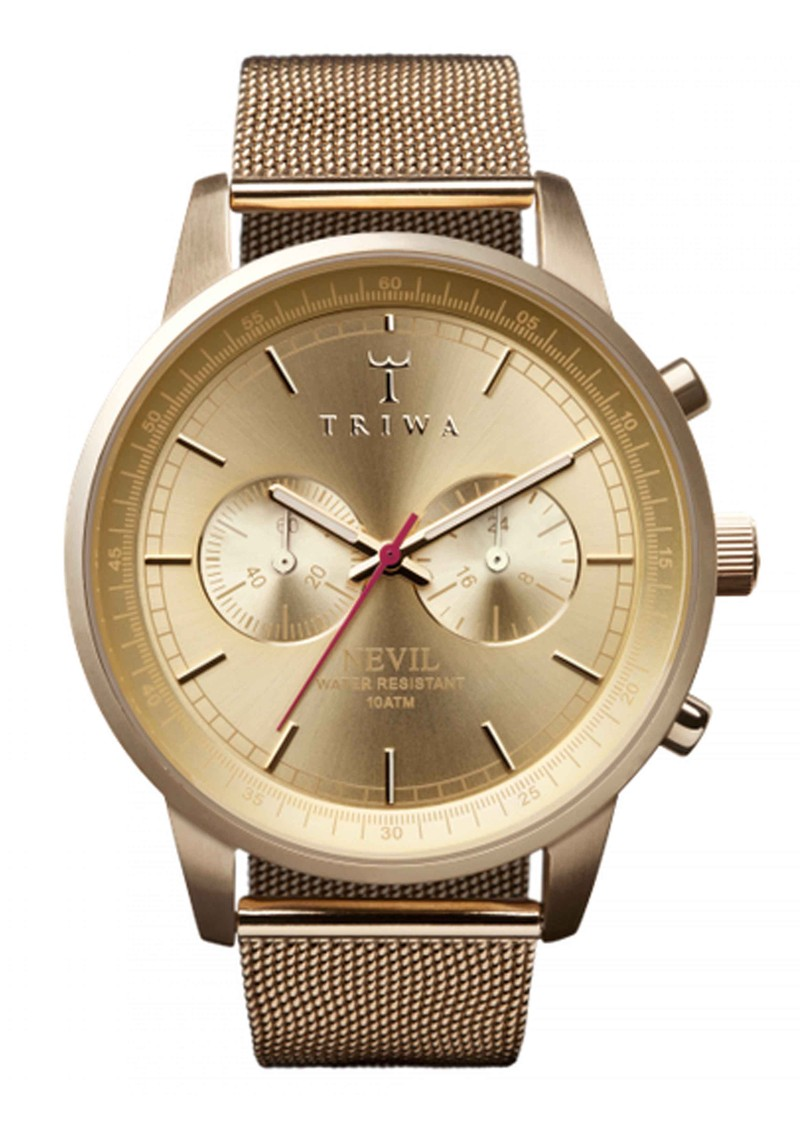 Nevil Gold Watch - Gold main image