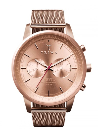 Triwa Nevil Rose Watch - Rose Gold main image