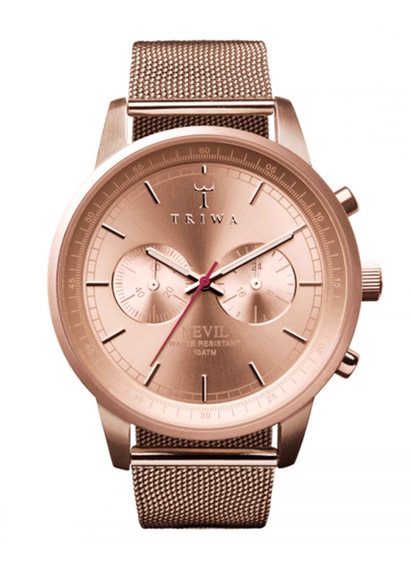 Nevil Rose Watch - Rose Gold main image
