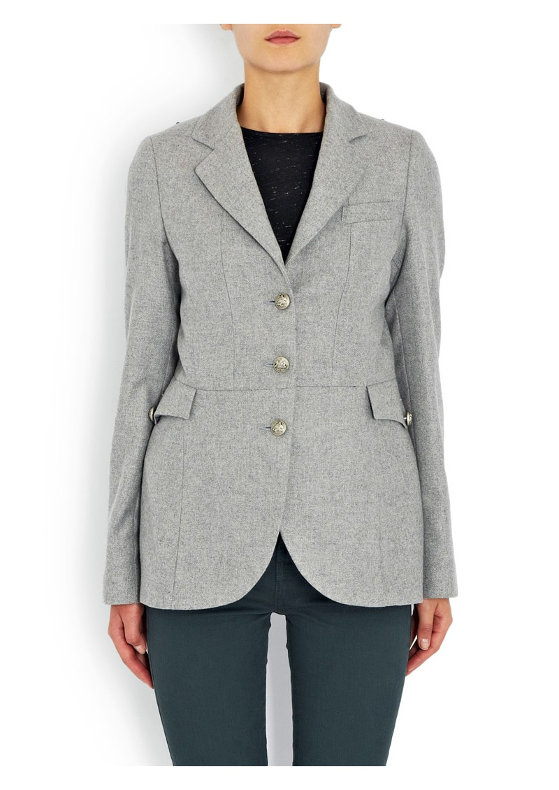 Saville Jacket - Grey main image