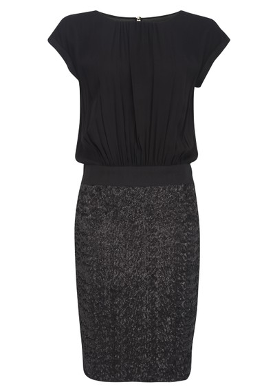 Day Birger et Mikkelsen  Night Flame Dress - Black main image