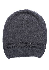Twist & Tango Drew Cashmere Mix Hat - Grey Melange