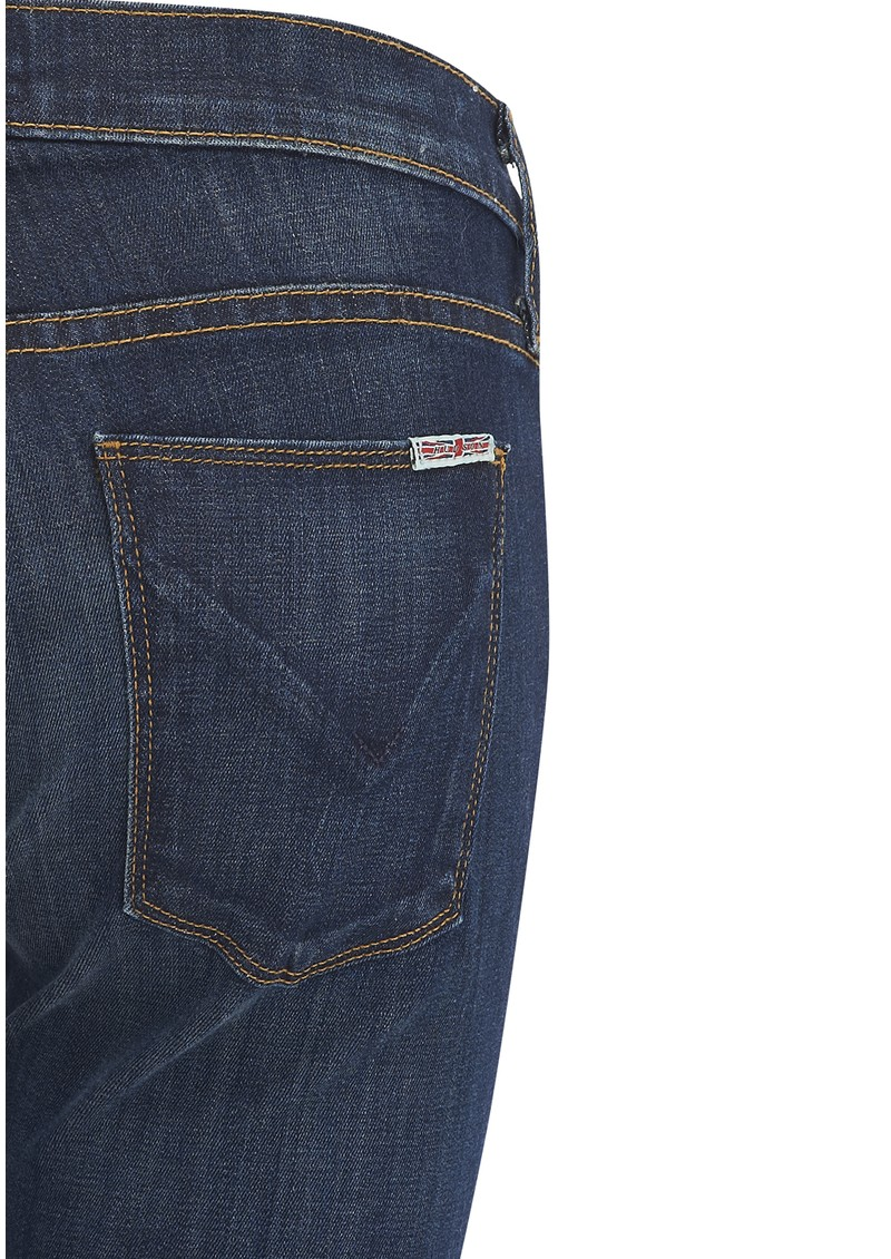 Hudson Jeans Tilda Mid Rise Straight Leg Jean - Siouxsie main image