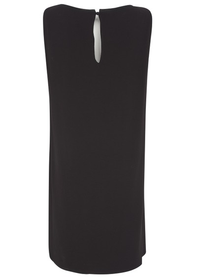 Hale Bob Velvet Embellished Dress - Emerald main image