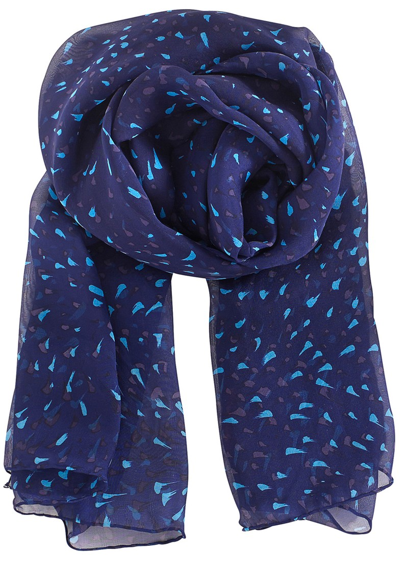 Becksondergaard G-Stormy Winter Scarf - Bright Blue main image