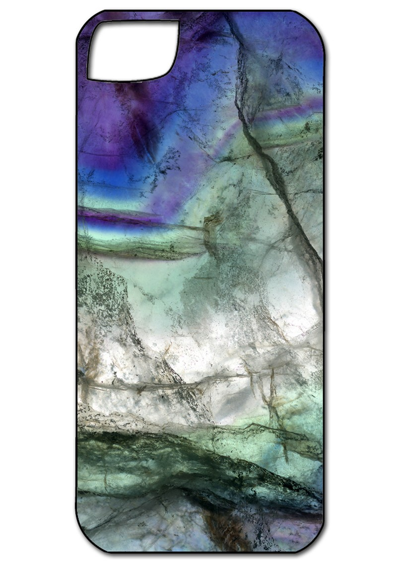 Weston Scarves Iphone 4 Case - Fluorite main image