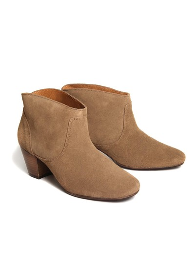 H By Hudson Mirar Ankle Boot - Beige main image