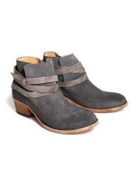 H By Hudson Horrigan Ankle Boots - Slate