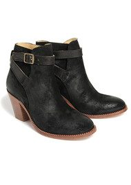 H By Hudson Lewknor Ankle Boots - Black